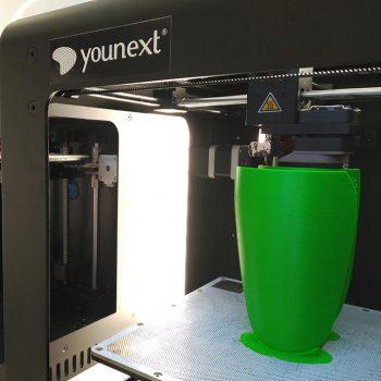 Fabricación mediante tecnología 3D