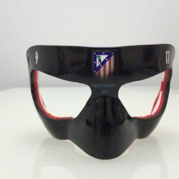 Máscara protección Atlético de Madrid