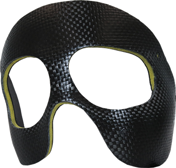 Máscara pómulo arco cigomático