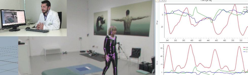 sistema motion capture