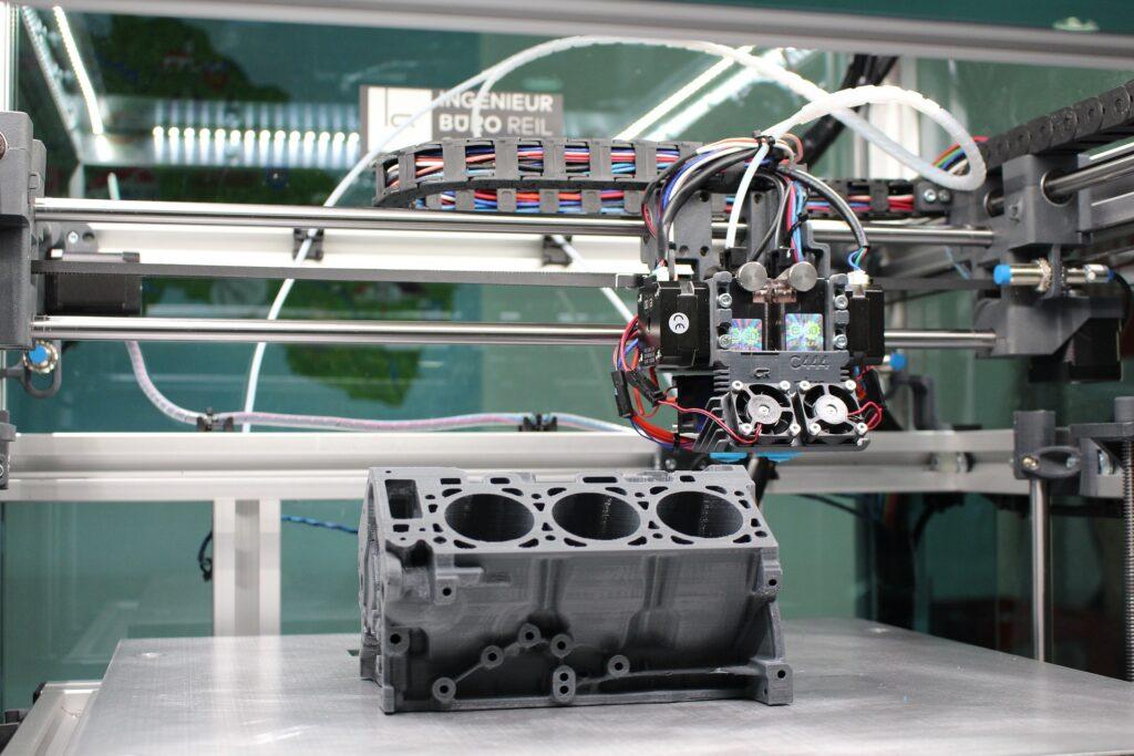 La impresora 3D, ¿el próximo electrodoméstico del futuro?